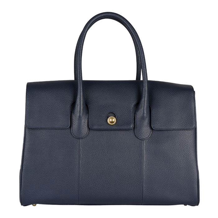 Brief Case - Blue