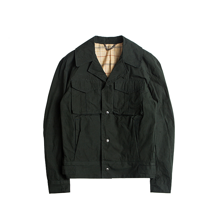 M-44 Field Jacket - Dark Green