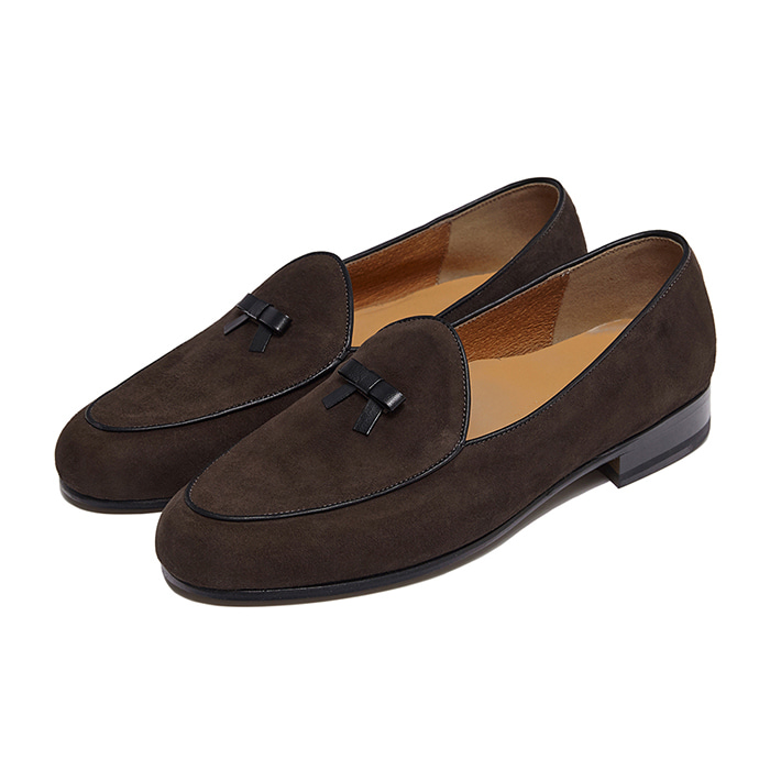Belgian Loafer - Dark Brown