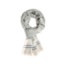 Albeni Cotton Scarf - Green