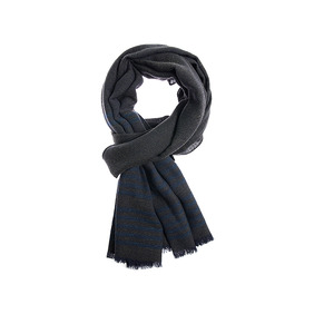 Albeni Wool Scarf - Blue